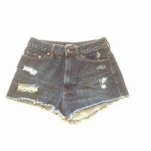 Pants - High waisted BDG shorts